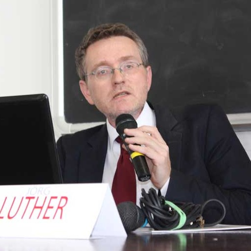 Luther Jörg